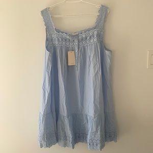 BNWT Dôen Gladys Dress in Bluebird